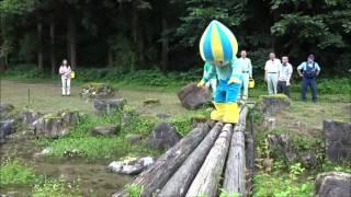 橋渡りミナモ