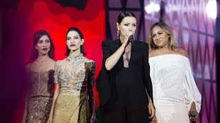 Tina Arena, Jessica Mauboy & The Veronicas - Chains (Live at the ARIA Awards)