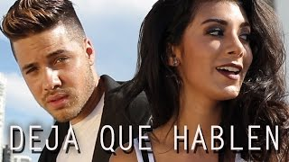 Giselle Torres - DEJA QUE HABLEN feat. William Valdes  (Video Oficial)