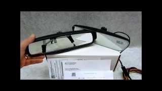 Gentex 8 Series 50 GENK85A Homelink Mirror Review