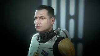 Commander Cody in Star Wars Battlefront II - Portrait   Gameplay