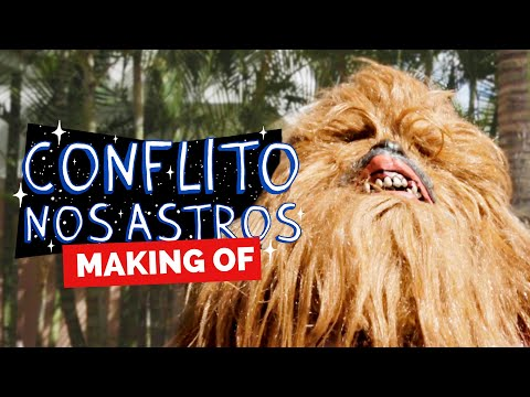 MAKING OF - CONFLITO NOS ASTROS