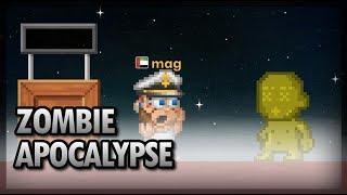 Pixel Worlds - Zombie Apocalypse