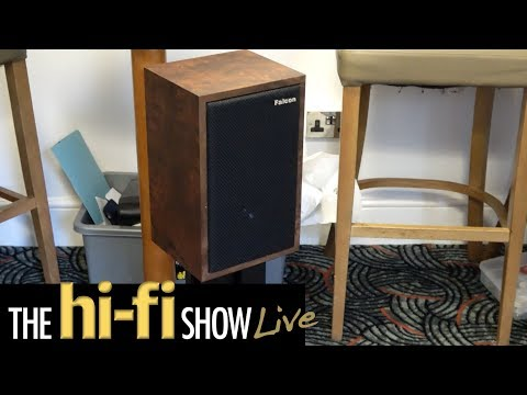 Falcon Acoustics LS3/5A HiFi Speakers As Good As New as 1970 @ Hi-Fi Live Show 2017