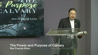 The Power and Purpose of Calvary