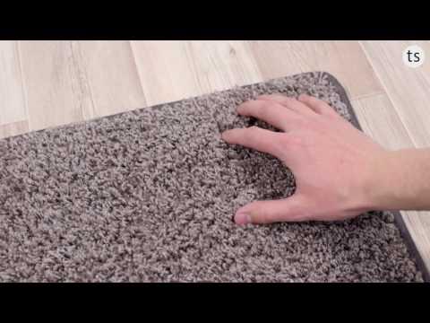 Glam HEVO ® Hochflor Shaggy Teppich 8 Farben | Wunschmaß & Wunschform