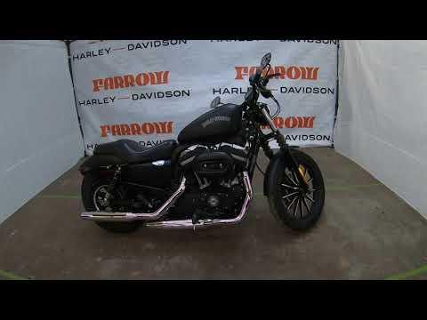 2013 Harley-Davidson Sportster Iron 883 XL 883N