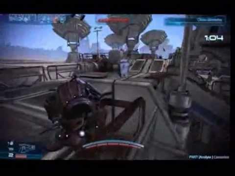 Quadriplegic Gamer Pulls Off Mass Effect 3's Hardest Multiplayer Feats Alone