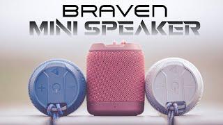 Braven Mini Waterproof Speaker Gear Review