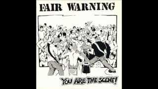 Fair Warning - Time & Place