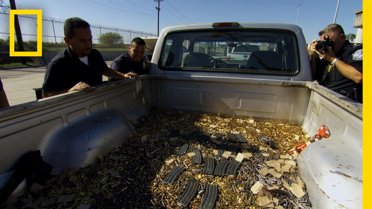 Truckload of Ammo | National Geographic thumbnail