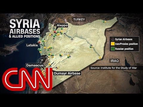 The challenge for US with Russia in Syria