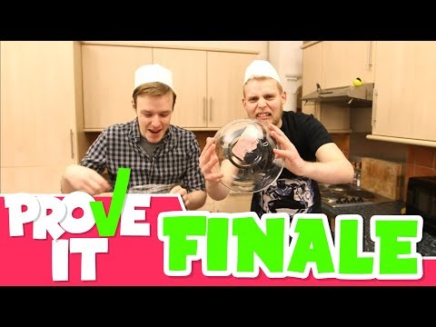 Prove It!   Cooking Mama 3 - LIVE ACTION CHALLENGE