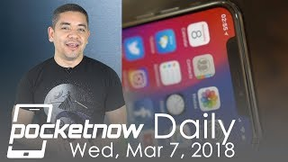 iPhone X 2019 to kill the notch, OnePlus 6 leaks & more - Pocketnow Daily