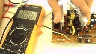 Проверка и ремонт компьютерного БП