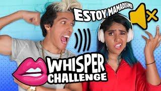 RETO DE LOS GRITOS | WHISPER CHALLENGE