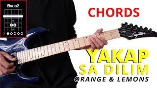 Yakap sa Dilim - Orange & Lemons Guitar CHORDS Tutorial