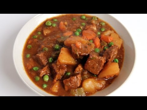 Beef Stew Recipe - Laura Vitale - Laura in the Kitchen Episode 318