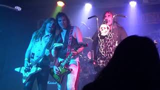 Electric Circus uk - The Last Command (WASP cover)