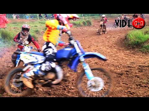 Video Bebek Modifikasi Grasstrack Motorcross Race Of The Bravest sirkuit Bukit Cinta Bulu Cenrana