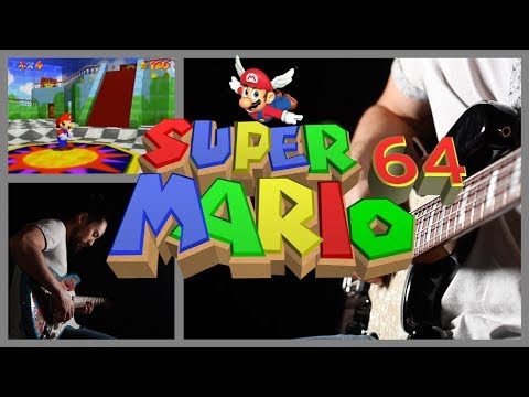 One Guy Brilliantly Re-imagines the Music of Mario 64