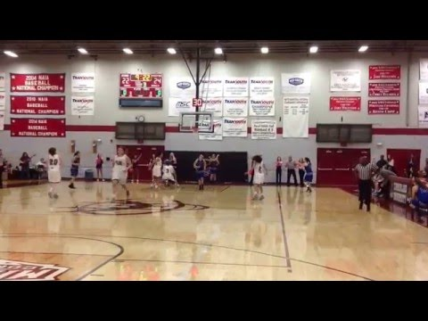 Video: Cumberland women vs. Lindsey Wilson