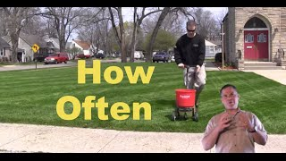 How Often Should I Fertilize The Lawn - Quick Tips