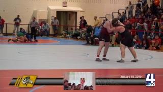 Rochester Varsity Wrestling TRC Meet