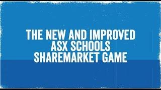 ASX Schools Sharemarket Game