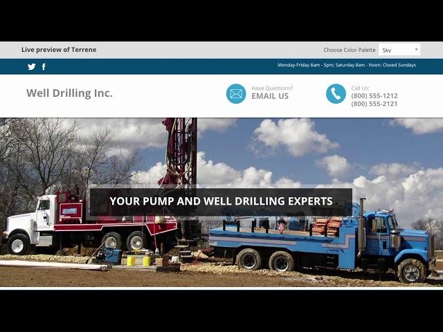 Website Builder Video
