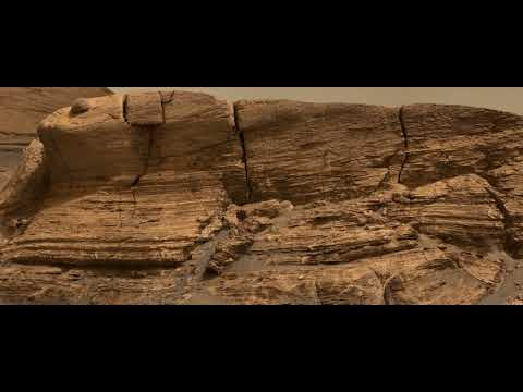 Strolling around Mars