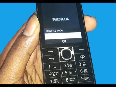 how to remove security lock nokia microsoft 220 rm 969 by miracle tool   Format full factory