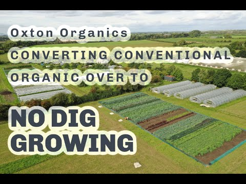 Going No-Dig: Profitable Market Gardening in the heart of England
