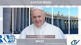 2017.04.16 Easter Mass