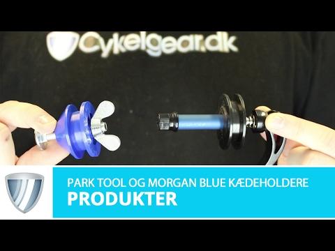 Morgan Blue Kædeholder til rengøring og transport video
