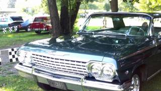 chevrolet impala automotive history