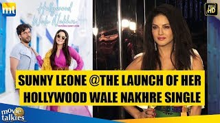 Sunny Leone At The Launch of Her Single Hollywood Wale Nakhre I FULL HD VIDEO