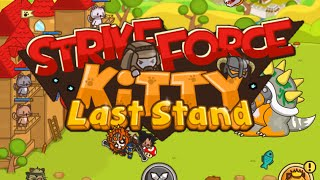 Strikeforce Kitty: Last Stand Walkthrough [Full Game]