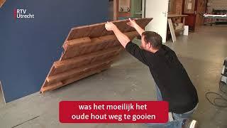 Sleutelhangers gemaakt van legendarisch podium Muziekcentrum Vredenburg | RTV Utrecht