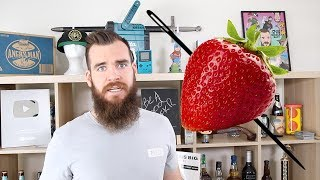Strawberries and other small hand fruit are now the most DANGEROUS thing in Australia!   Twitch Live Stream  - https://www.twitch.tv/thebuttsmarn  Become a part of my Patreon - https://www.patreon.com/Thebuttsmarn  Australian Tour - https://www.isaacbutterfield.com/tick...  Merch - https://www.isaacbutterfield.com/store/  PO Box -  343 Charlestown 2290, NSW, Australia  Follow me  Facebook - https://www.facebook.com/Thebuttsmarn/ Insta - https://www.instagram.com/thebuttsmarn Snapchat - Thebuttsmarn Email - Thebuttsmarn@gmail.com