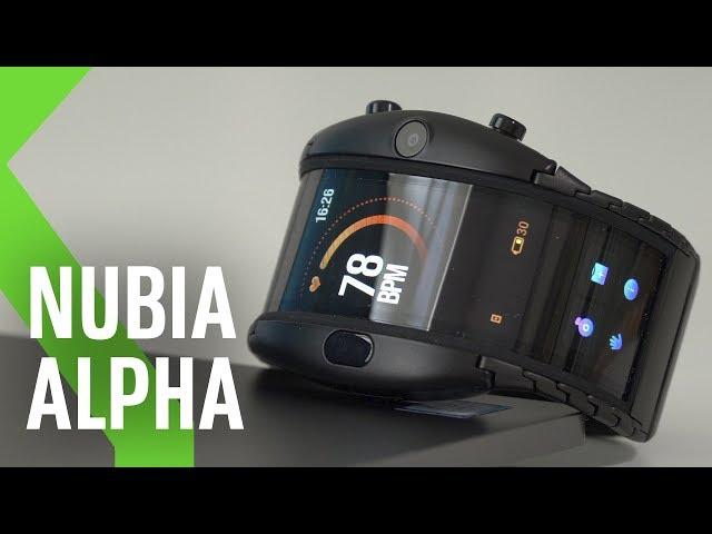 Nubia Alpha análisis: Así es vivir con un MÓVIL atado a tu muñeca