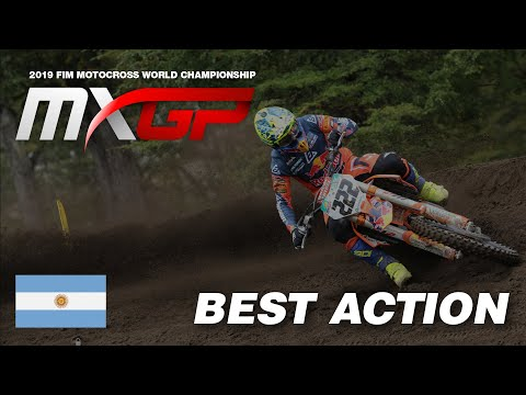 Extreme Actions   MXGP of Patagonia Argentina 2019 #motocross