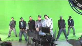 DANNY FERNANDES & JUELZ SANTANA BEHIND THE SCENES: CURIOUS