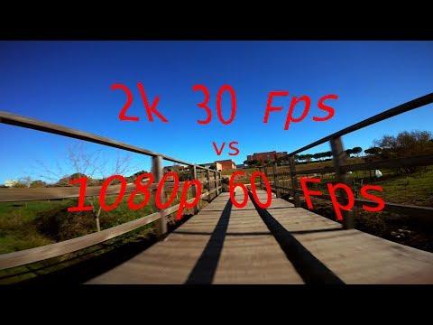 Drone FPV: 60 Vs 30 FPS - смотреть онлайн на Hah Life