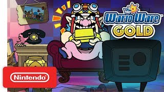 All About WarioWare Gold! - Nintendo 3DS - Video Youtube