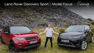 Land Rover Discovery Sport | Model Focus