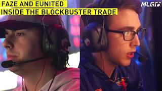 FaZe Clan Trade Clayster for Eunited's Gunless!