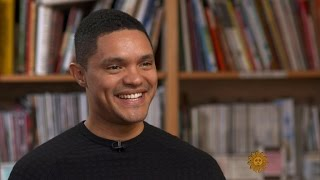 Look who's talking: Trevor Noah