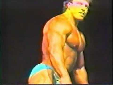 Matt Mendenhall at 1985 USA Championships