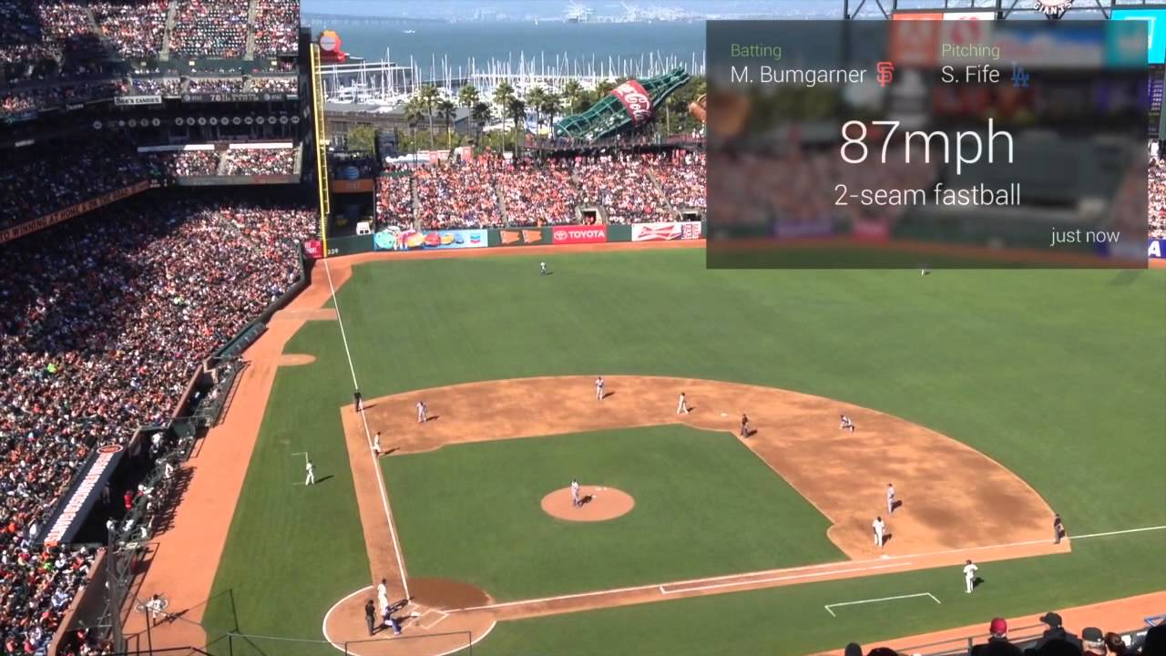 Google Glass Gets Its First Killer App With Blue